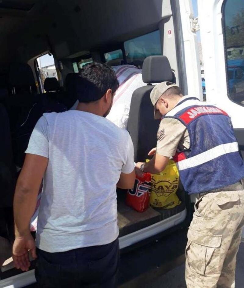 Adıyaman'da çeşitli suçlardan aranan 5 kişi gözaltına alındı
