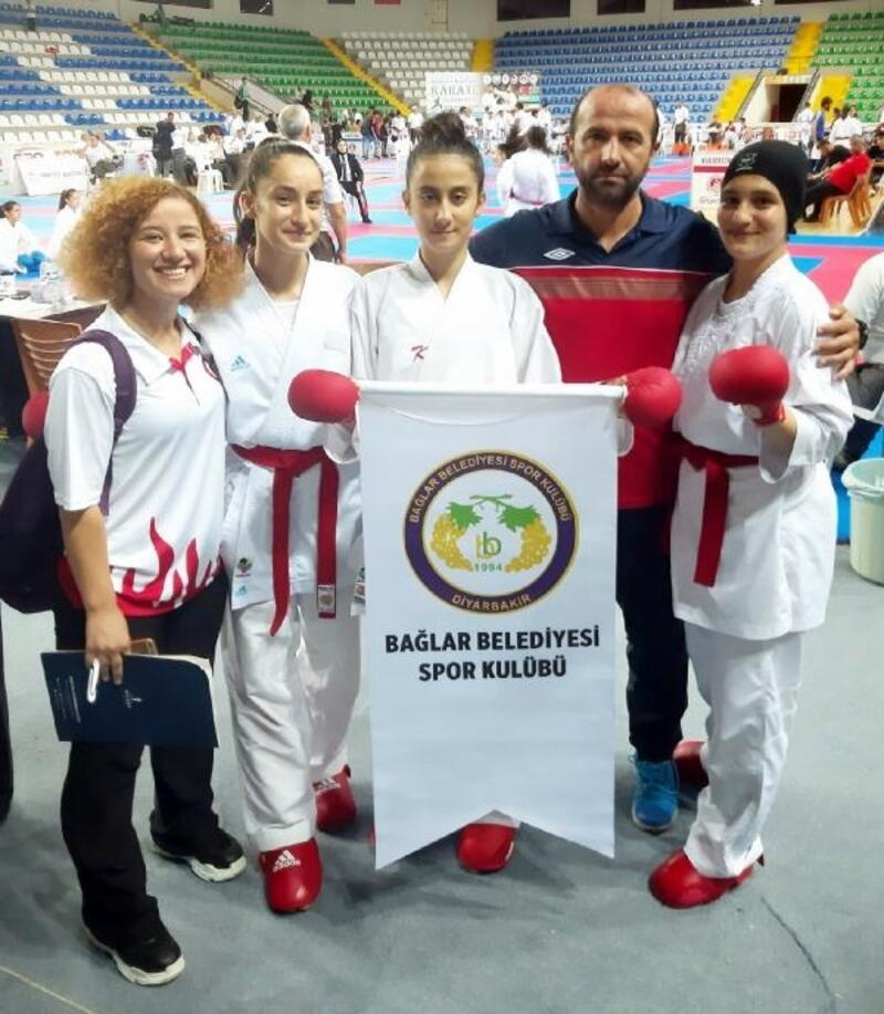 Bağlar Belediyespor uluslararası turnuvaya katılacak