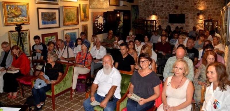 Kaleiçi'nde 'Konak Konserleri' devam ediyor