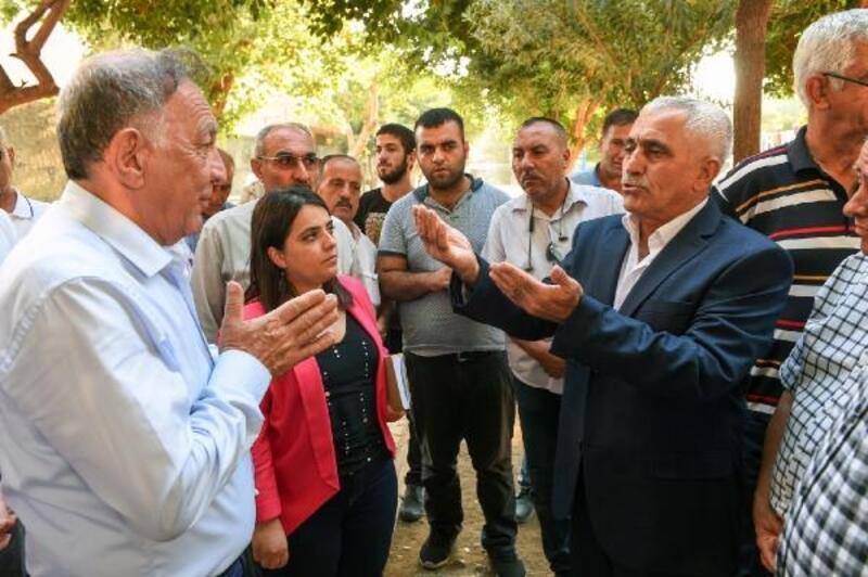 Başkan Akay, mahalle ziyaretlerini sürdürüyor