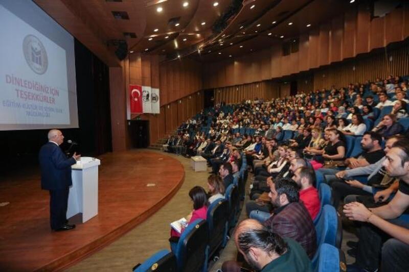 Başkan Yaşar, Kültür Müdürlüğü personeli ile bir araya geldi