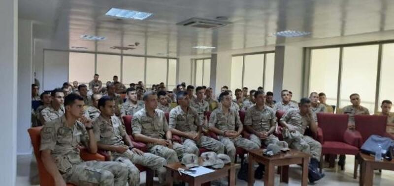 Jandarma personeline kadına yönelik şiddet eğitimi