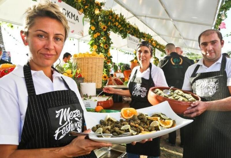 Gastronomi tutkunları Antalya'da buluşuyor