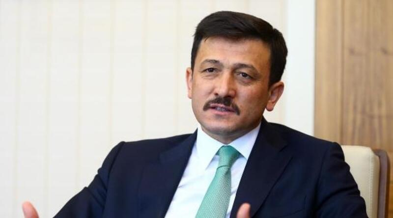 AK Partili Dağ: Tunç Soyer'i devlet ciddiyetine davet ediyorum