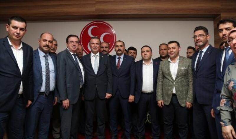 MHP'de yeni İl Başkanı Durgun