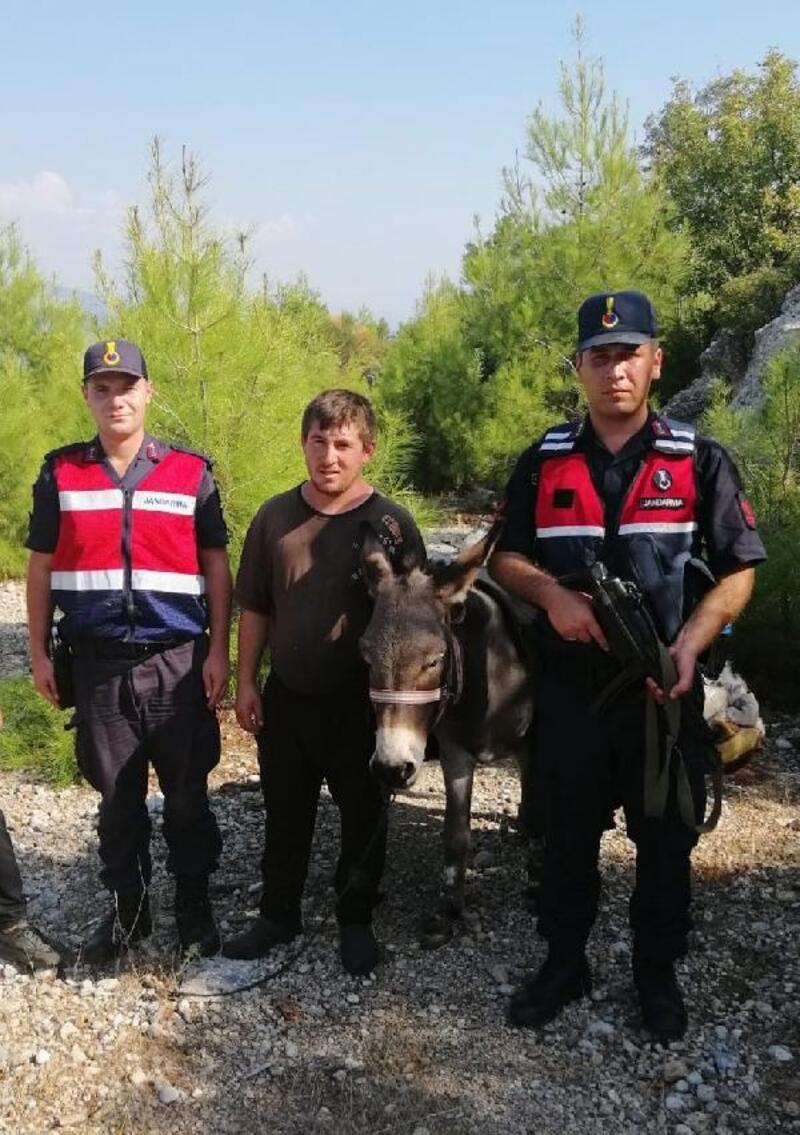 Kayıp çoban 18 saat sonra bulundu