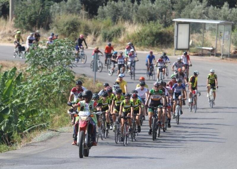 Bisiklet Festivali'nde ikinci gün