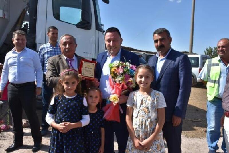 Başkan Beyoğlu'ndan mahalle ziyareti