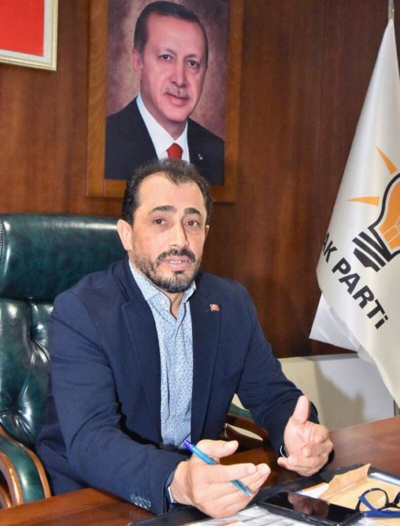 AK Parti İl Başkanı Güler: Hizmet için gayret edin, destek olalım