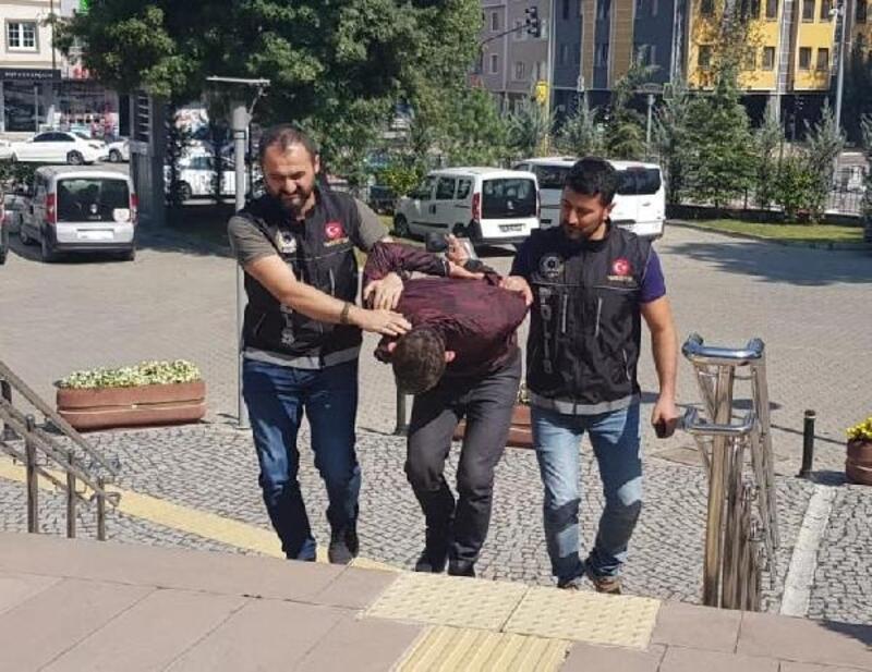 Uyuşturucu ticareti yapan şüpheli tutuklandı
