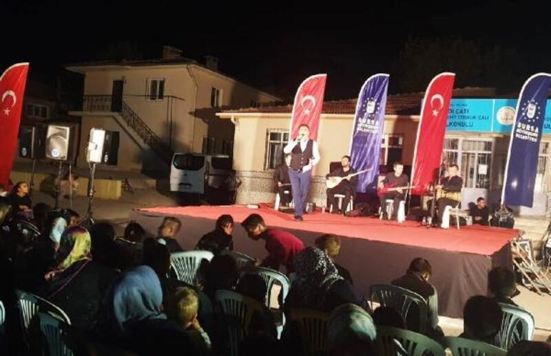 Bursa'da güz konserleri devam ediyor
