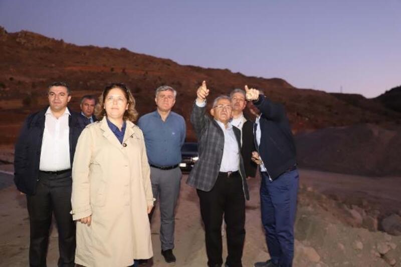 Erciyes, kamp merkezi oluyor