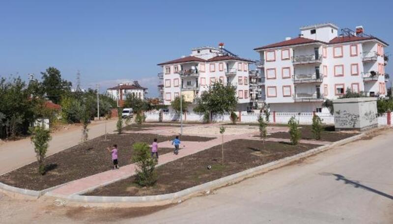 Habibler'e yeni semt parkı