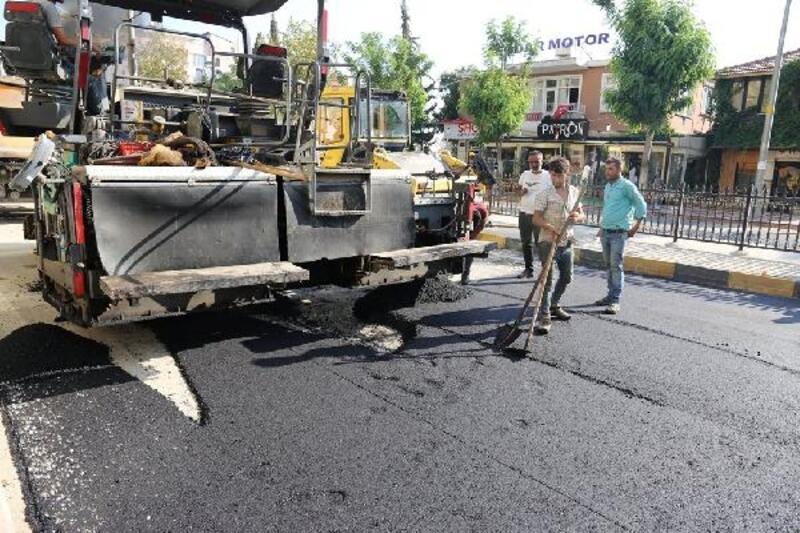 Hatay'da Atatürk Caddesi trafiğe açıldı