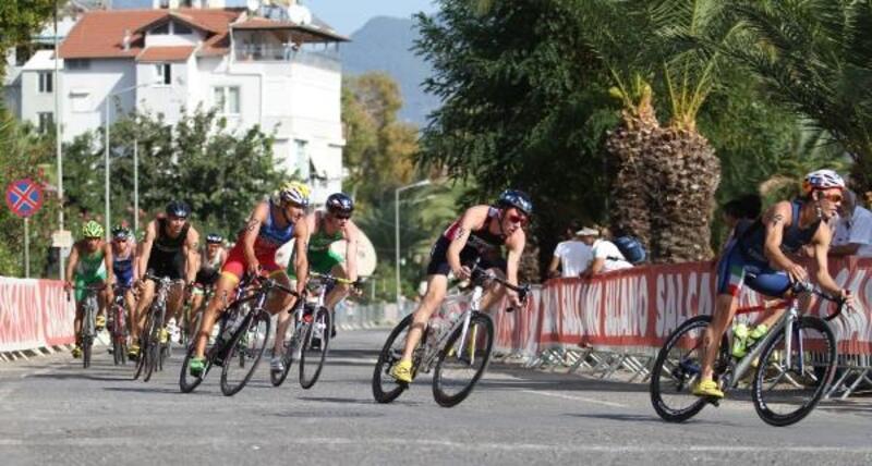 Alanya'da triatlon heyecanı başlıyor