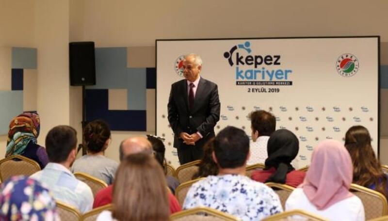 İş arayanlar ve işverenler Kepez'de buluştu