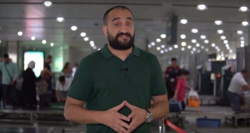 Ünlü youtuberdan Sabiha Gökçen'e özel videolar