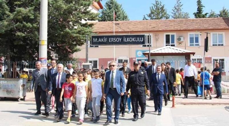 Bucak'ta Öncelik Hayatın Öncelik Yayanın etkinliği