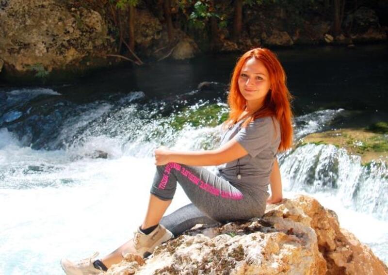 Doğa tutkunları Lamos Kanyonu'nda