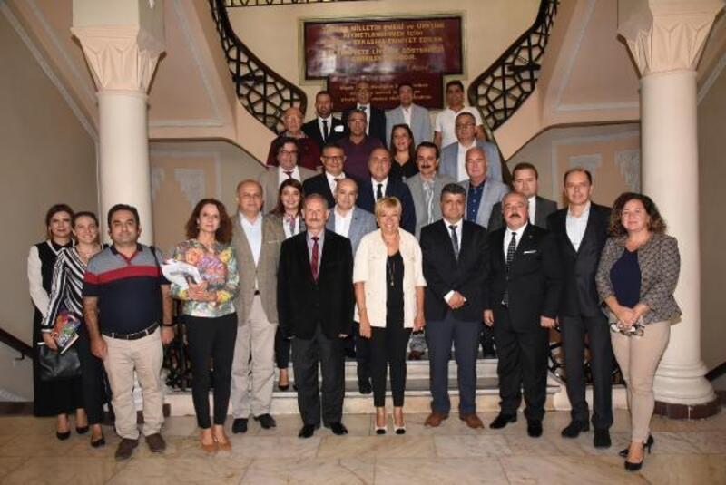 'Türkiye'de Zeytin-Zeytinyağı Değer Zinciri Analizi' projesi başladı