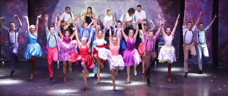 Antalyalılar, salon dansına doyacak