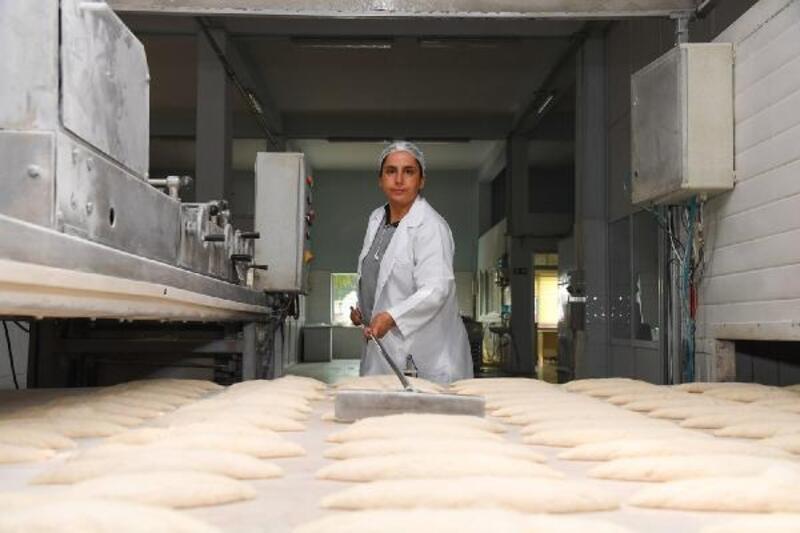 Ekmek fabrikası 1 aylık bakıma giriyor