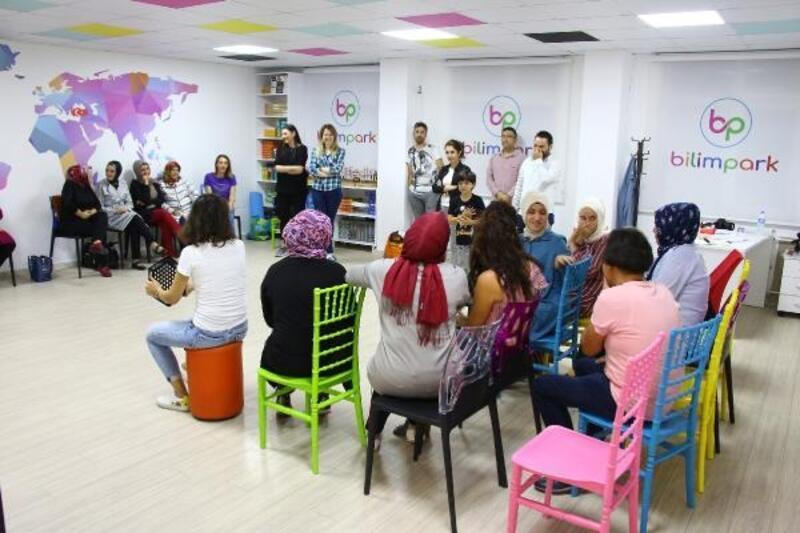 Erbaa'da öğretmenlere drama eğitimi
