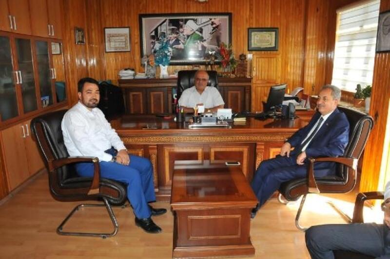 Akşehir Belediye Başkanı'ndan 'Camiler ve Din Görevliler Haftası' ziyareti
