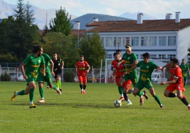 Korkuteli'den 3 gollü galibiyet