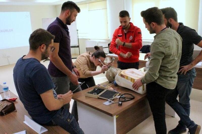 UMKE Bölge Temel Eğitimi Eskişehir'de yapıldı
