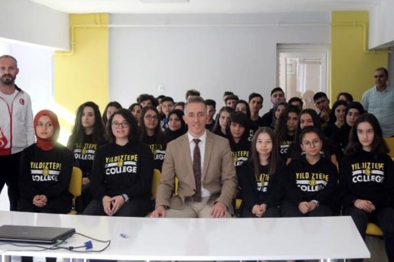 Başantrenör Çınar, sporun faydalarını anlattı