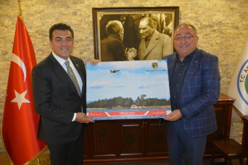 Başkan Salman, Ardahan Kültür-Sanat Günlerinin konuğu oldu