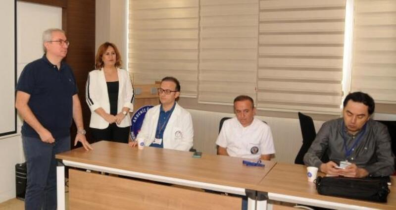 AÜ'de, organ ve doku koordinatörlüğü eğitimi