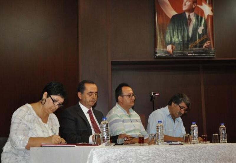 Gazipaşa Belediyesi'nde ekim meclisi