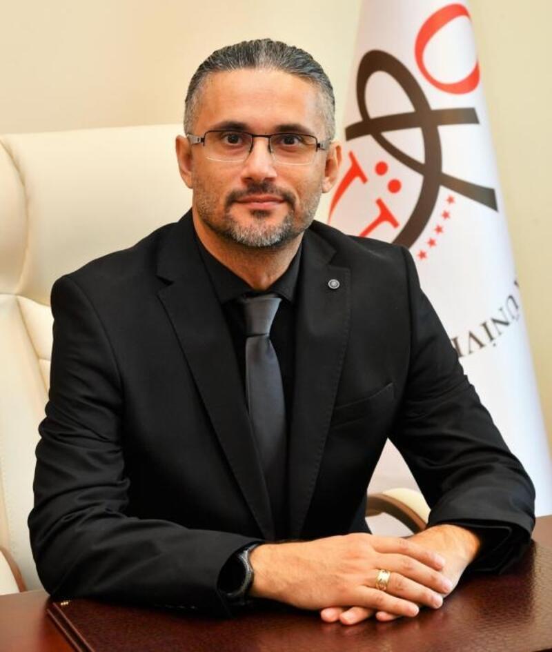 Prof. Dr. Eroğlu, OKÜ Rektör Yardımcısı oldu
