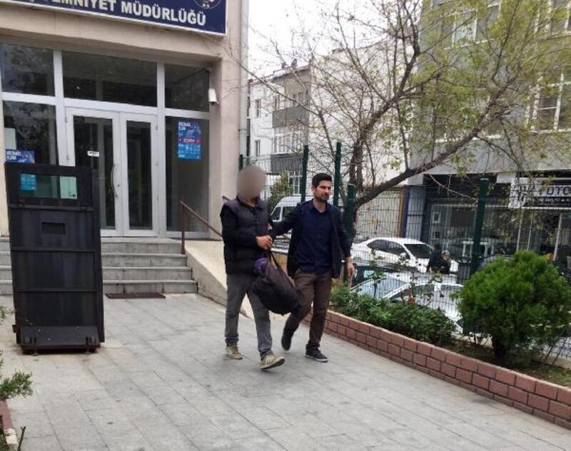 Hapis cezası bulunan şüpheli tutuklandı