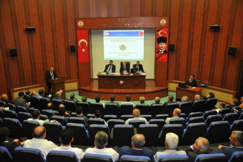 Osmaniye'de, en fazla ödenek eğitim sektörüne kullanıldı