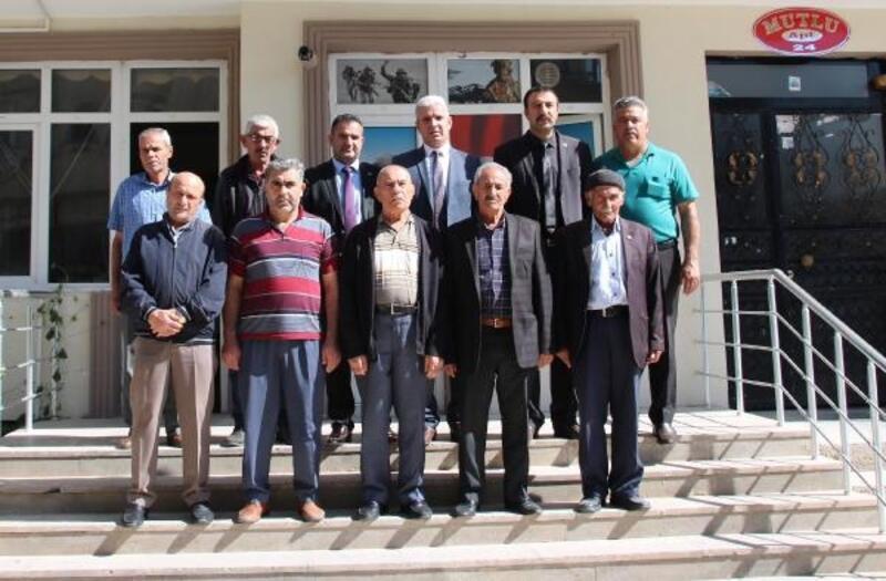Kırşehir'de şehit ailelerinden, Barış Pınarı Harekatına destek