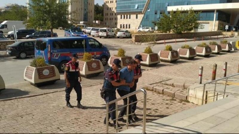 Elazığ'da aranan hükümlü yakalandı