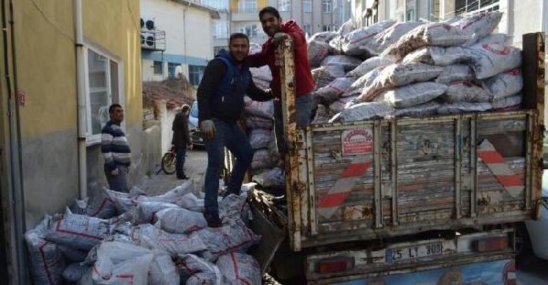 Lüleburgaz'da bin 900 aileye kömür yardımı yapılacak
