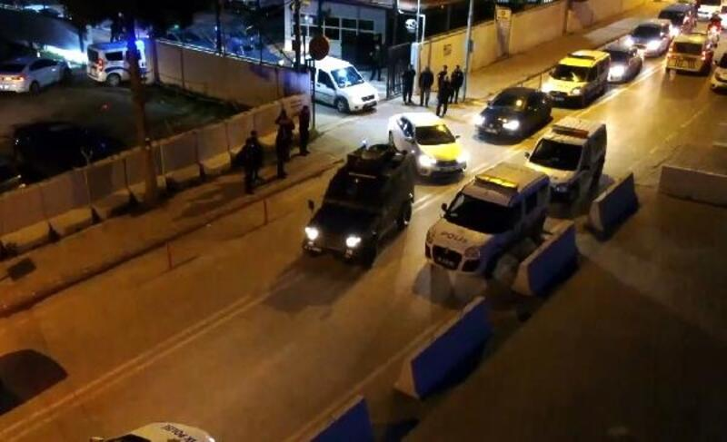 Aranan 4 kişi, şafak baskınıyla yakalandı