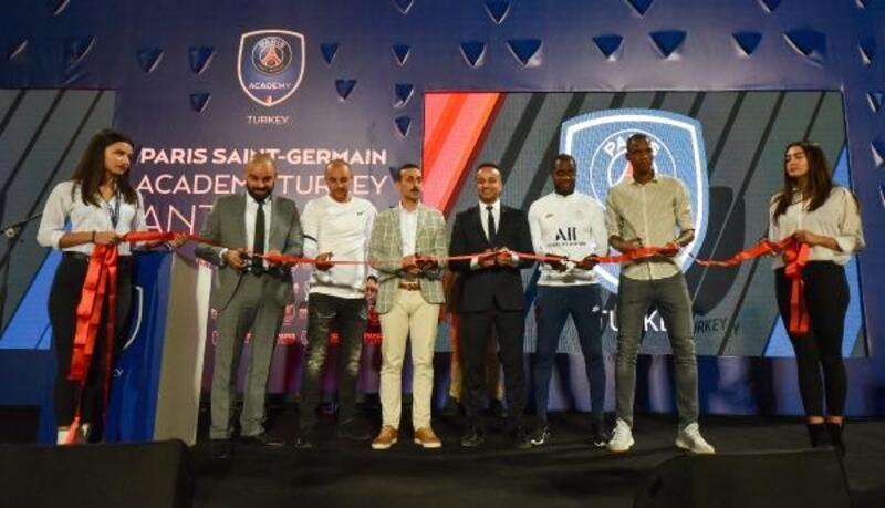 Paris Saint Germain Academy Antalya'da sezonu açtı