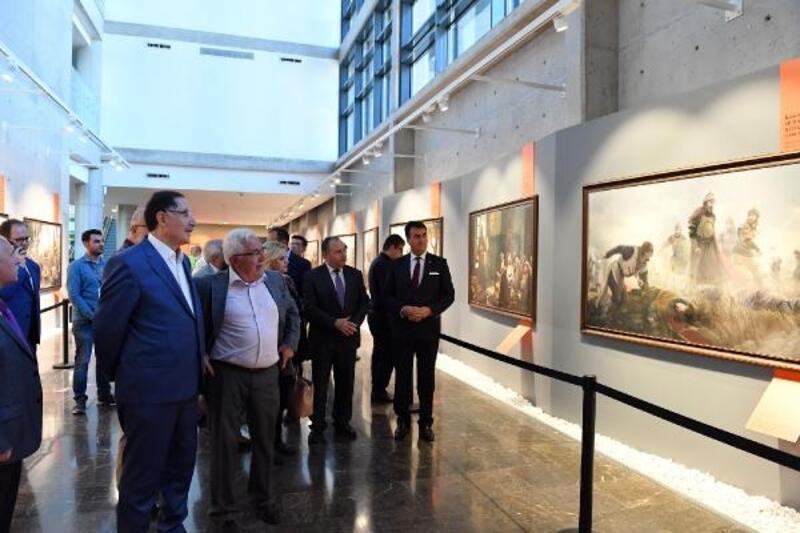 Kamu Başdenetçisi Malkoç'tan Fetih Müzesi'ne ziyaret