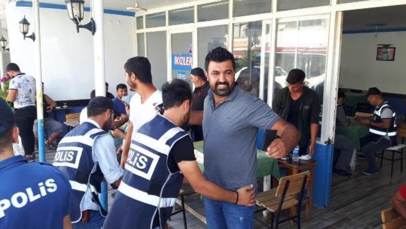 Datça'da güvenli eğitim denetimi