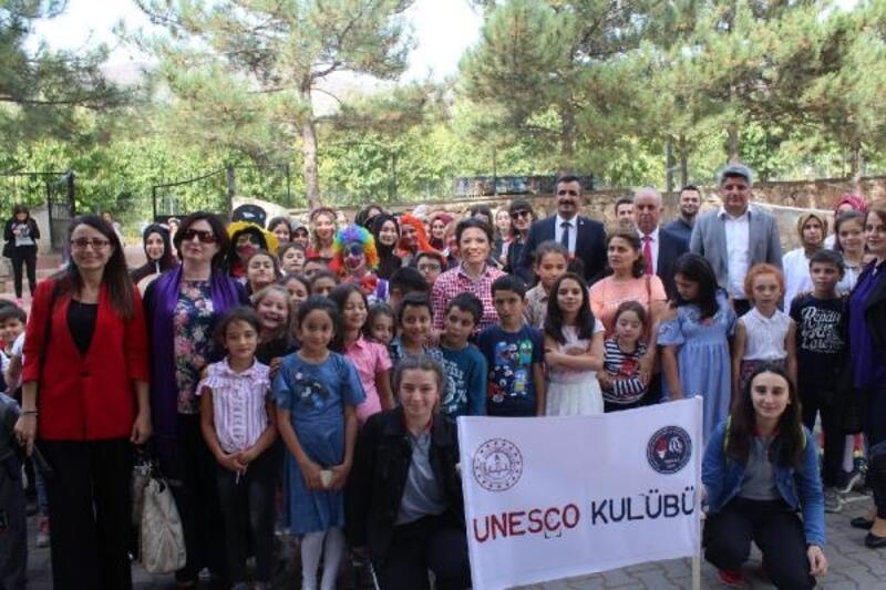 Tokat'ta, 11 Ekim Dünya Kız Çocukları Günü kutlandı