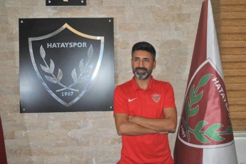 Hatayspor Teknik Direktörü Bayram Toysal'dan takıma destek çağrısı