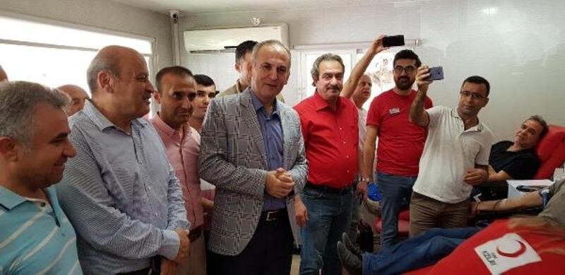 Gazetecilerden Barış Pınarı Harekatı'na destek