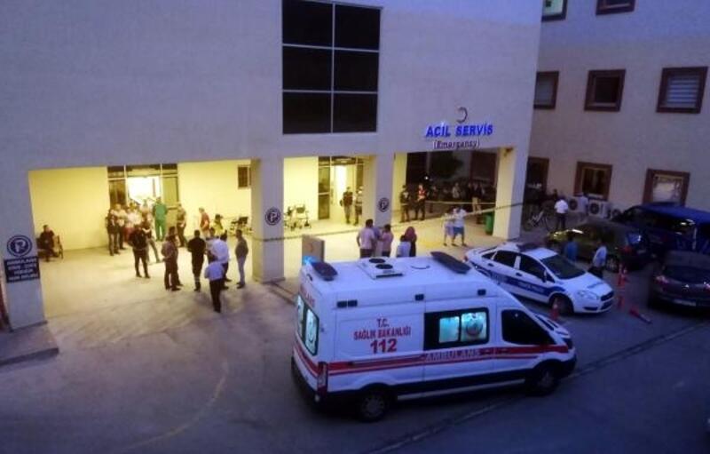 Husumetli iki aile arasında silahlı kavga: 1 ölü, 4 yaralı