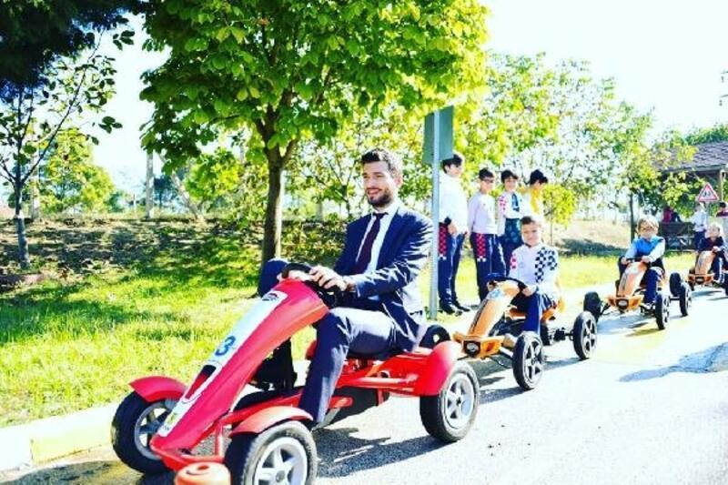 Başkan Karagöl, trafik eğitim merkezini inceledi