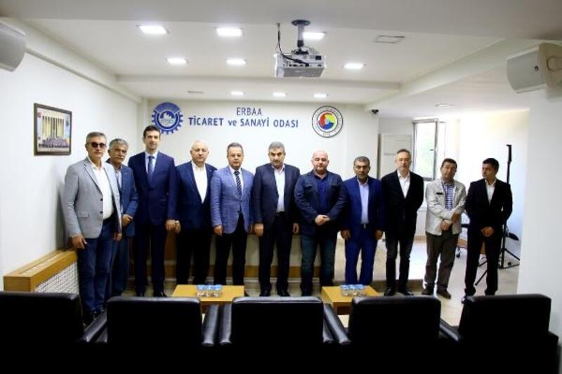 Erbaa'da STK'lardan Barış Pınarı Harekâtı'na destek